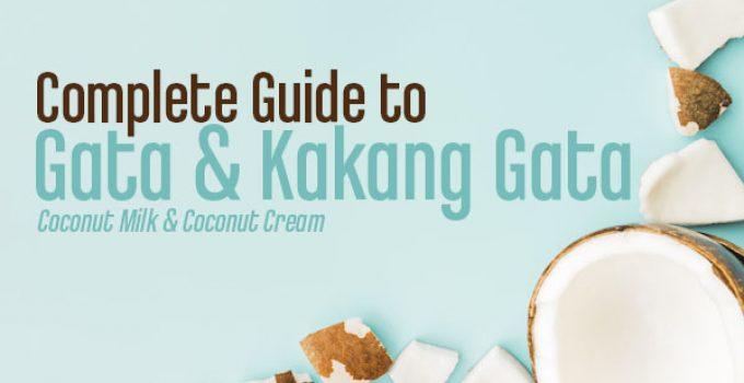 Complete Guide To Gata And Kakang Gata