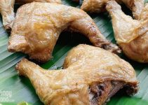 Max's Style Fried Chicken Pinoy Food Guide