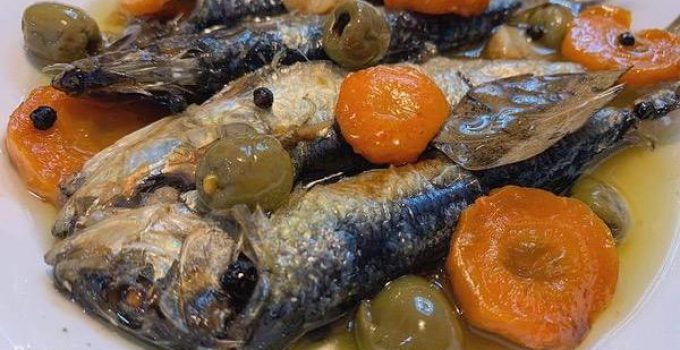Homemade Spanish Sardines Pinoy Food Guide