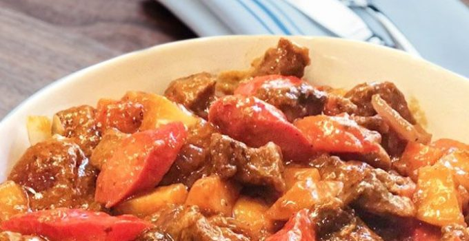 Pork Menudo Pinoy Food Guide