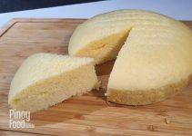 No-Bake Condensed Milk Cake Pinoy Food Guide