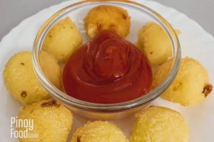Cheesy Potato Balls Recipe Pinoy Food Guide