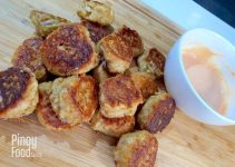 Oyster Mushroom Nuggets Pinoy Food Guide