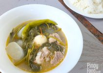 Pork Sinigang Recipe Pinoy Food Guide