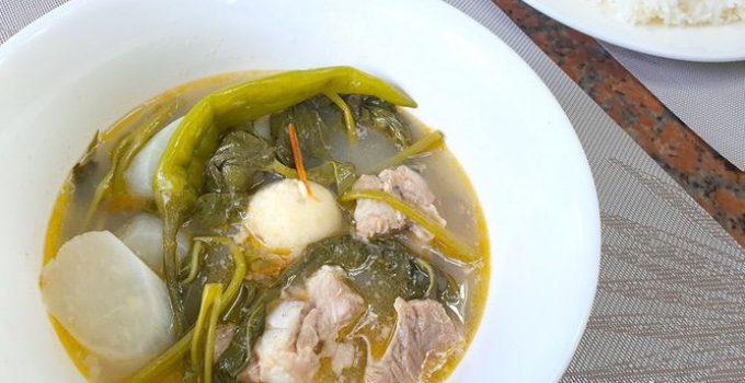 Pork Sinigang Recipe Pinoy Food Guide