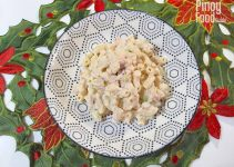 Tuna Macaroni Salad Pinoy Food Guide