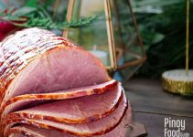Christmas Ham Pinoy Food Guide