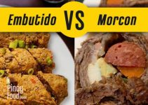 What is the difference between Morcon and Embutido