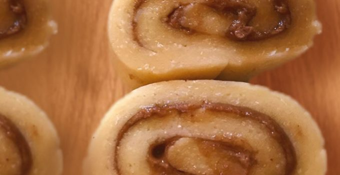 Cassava Peanut Roll Recipe Pinoy Food Guide