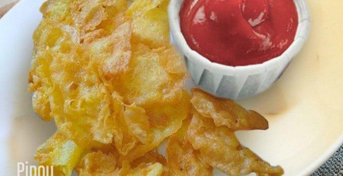 Crispy Egg Chips Pinoy Food Guide