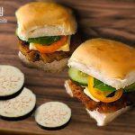 Eggplant Burger Recipe Pinoy Food Guide