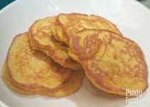 Kamote Pancake Recipe Pinoy Food Guide
