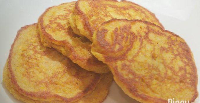 Kamote Pancake Recipe Pinoy Food Guide