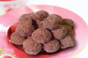 Milo Donuts Pinoy Food Guide