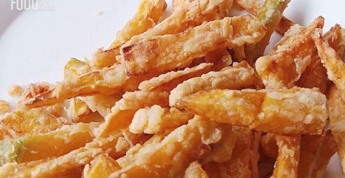 Kalabasa Fries Recipe Pinoy Food Guide