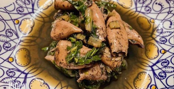 Adobong Pusit Recipe Pinoy Food Guide