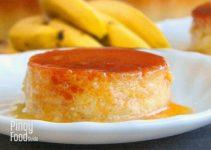 Banana Leche Flan Recipe Pinoy Food Guide