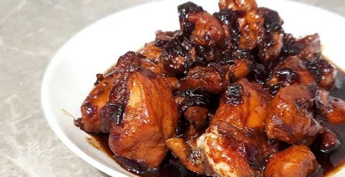Caramelized Chicken Recipe Pinoy Food Guide