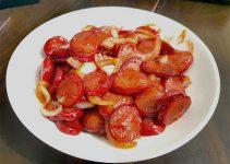 Pinoy Stir Fried Hotdog Recipe Pinoy Food Guide