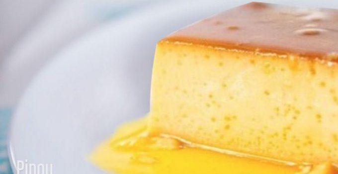 Leche Flan Recipe Pinoy Food Guide