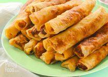 Lumpiang Shanghai Recipe Pinoy Food Guide