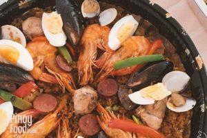 Filipino Style Paella Recipe Pinoy Food Guide