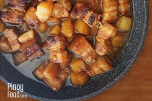 Pork Hamonado Recipe Pinoy Food Guide