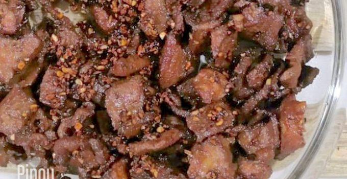 Pork Tapa Recipe Pinoy Food Guide